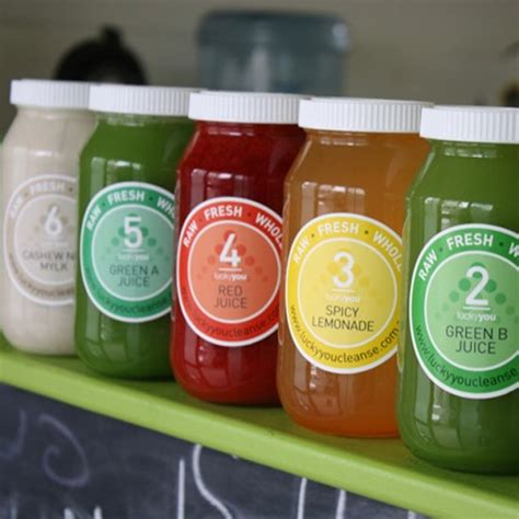 Australian Detox Juice by Detox Diary Review Of Lucky You Juice Cleanse Popsugar