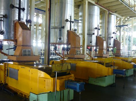 Jual Minyak Kelapa Sawit fungsi dan komponen beberapa peralatan pabrik kelapa sawit