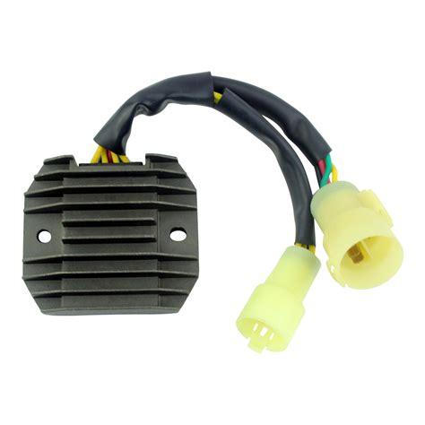 kawasaki zx6r zx6rr mosfet voltage regulator moto electrical