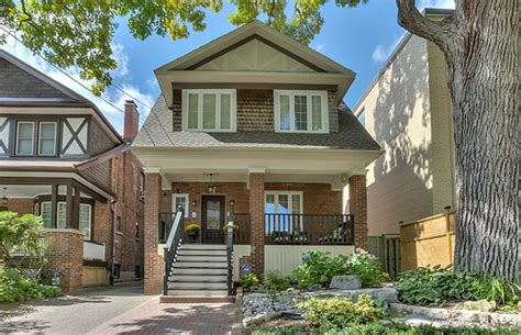 home of the week elegantly renovated in toronto 1 549m
