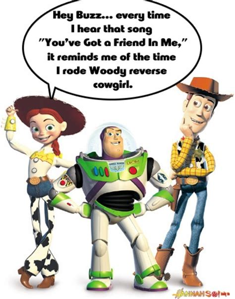 Toy Story Woody Meme - jesse buzz woody toy story meme cartoon captions