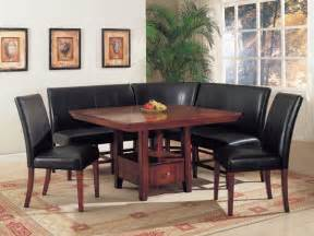 Corner Dining Room Furniture Dining Table Corner Dining Table And Chairs
