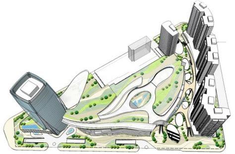 Design Floor Plans Online scp wuhan qingshan incity master plan e architect