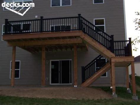 elevated deck ideas deck designs deck designs high elevation