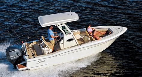 scout inshore boats florida sport fishing journal online television