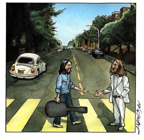 imagine de john lennon y george harrison george harrison y john lennon music the beatles