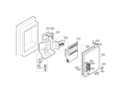 kenmore maker parts diagram maker and bank parts diagram parts list for