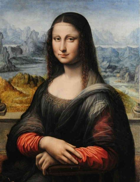 New Monalisa the mona s painting discovered npr
