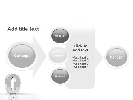 3d Number Templates by 3d Number Powerpoint Template Backgrounds 01737