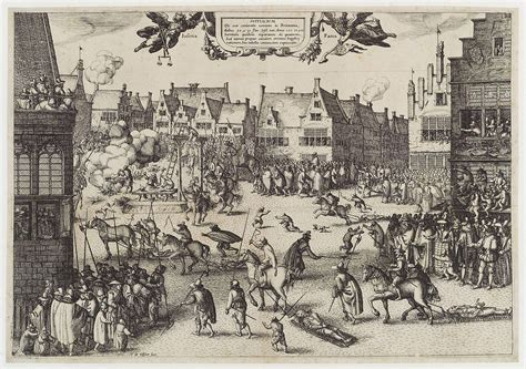 The Execution Of Guy Fawkes And The Gunpowder Plotters Hanged Drawn And Quartered Minute