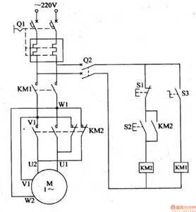 wiring diagram single phase motor starter winkl