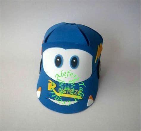 gorro en goma eva foami minions imagui gorras de cars sombreros gorras hat viseras
