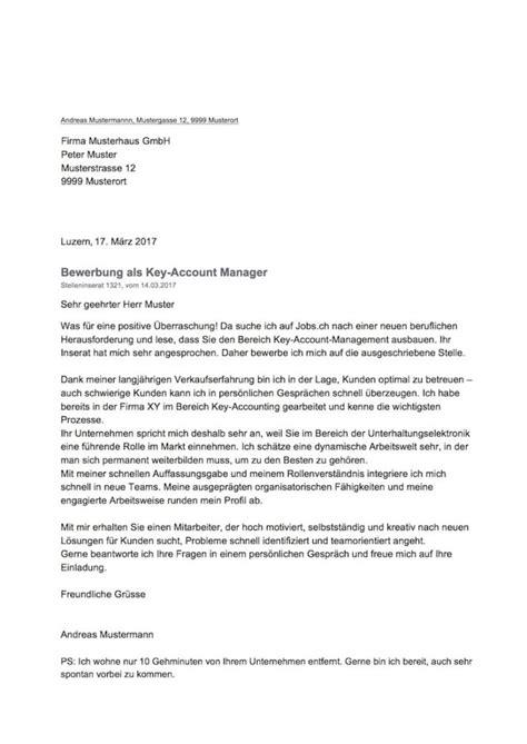 Anschreiben Bewerbung Vorlage Schweiz Vorlage Bewerbungsschreiben Muster Und Vorlagen Kostenlos