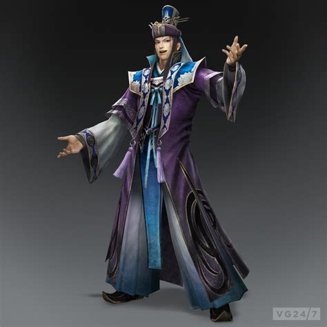 Dynasty Warriors 8 by Dynasty Warriors 8 Screens Show Jin Vg247