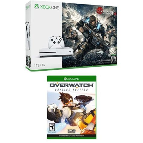 Sale Xbox One Overwatch Collector S Edition xbox one s 1tb console gears of war 4 bundle overwatch origins edition