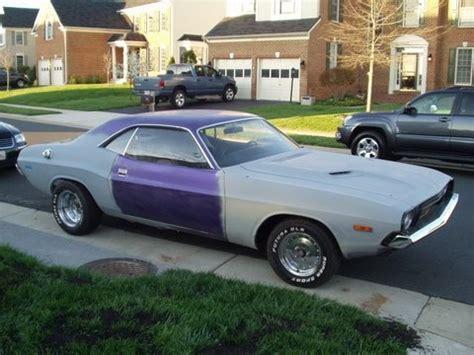 1973 Dodge Challenger   Pictures   CarGurus