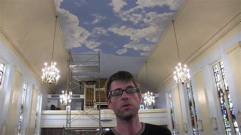 how to make clouds on ceiling painting clouds on a ceiling