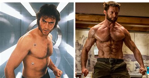Hugh Jackman As The Wolverine Vs Pic