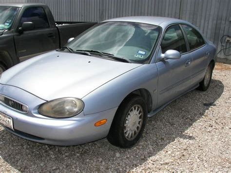 automobile air conditioning repair 1998 mercury sable free book repair manuals find new 1998 mercury sable gs sedan 4 door 3 0l in caddo mills texas united states