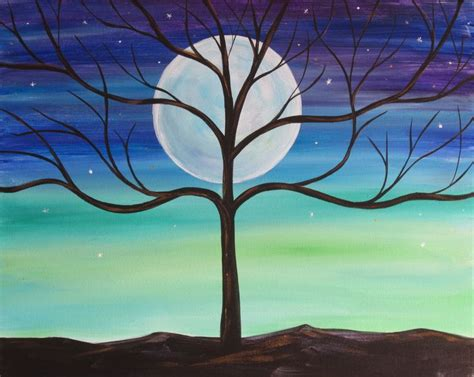 muse paintbar byob 168 best images about tree paintings on twists