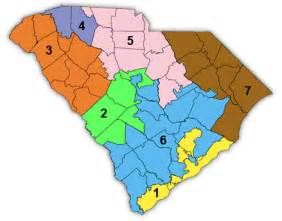 carolina congressional districts map meet the commission