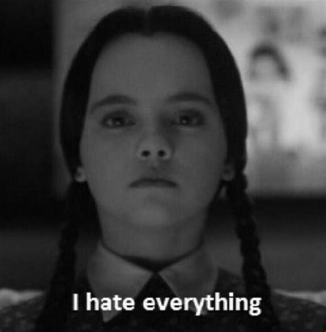 Pin By Chelsey Mace On Things I Like Pinterest - wednesday addams word pinterest