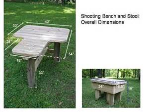 17 best ideas about shooting bench on pinterest shooting table shooting bench plans and