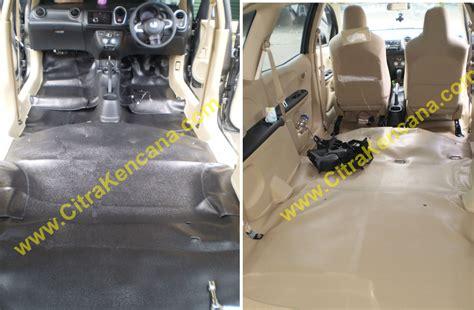 Karpet Dasar Honda Mobilio jual karpet dasar mobilio citra kencana