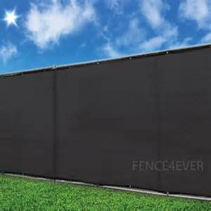 privacy screen mesh 5 x50 black fence cover privacy screen windscreen shade