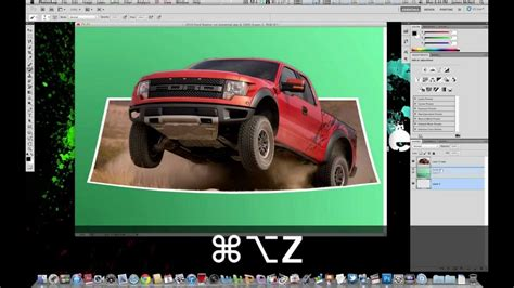 photoshop cs5 tutorial out of bounds photo effect tutorial photoshop out of bounds effect youtube