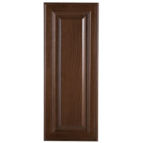 kitchen cabinet end panels hton bay 12x30x0 75 in decorative wall end panel in