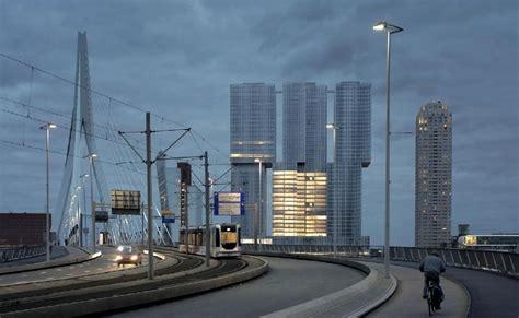 Banche Dati Omi by Completato Il De Rotterdam Di Oma Rem Koolhaas
