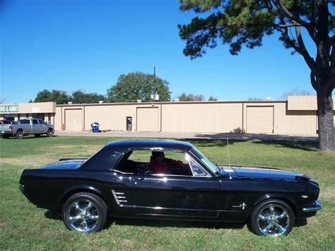 classic performance mustangs car view
