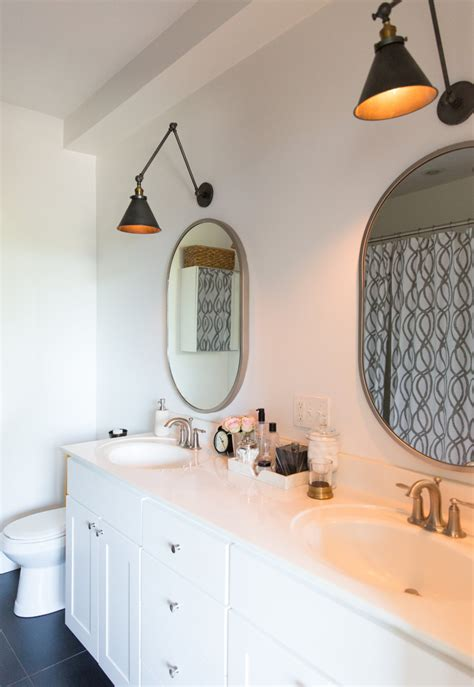 mixing metals in bathroom mixing metals a bathroom update gild wit