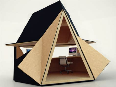 Office Origami - pulmonate s design architecture cubby house