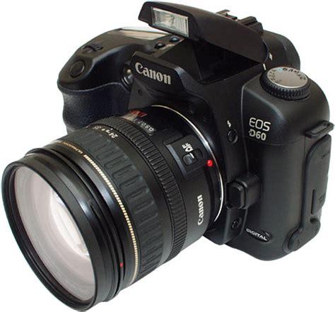 d60 canon canon eos d60