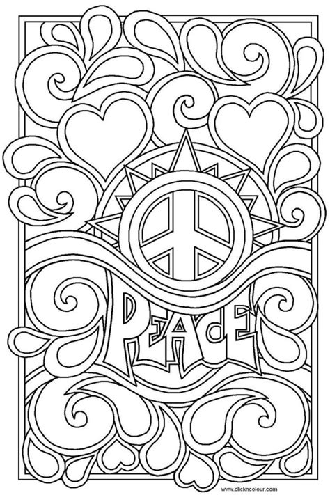 coloring pages hard printable coloring pages for