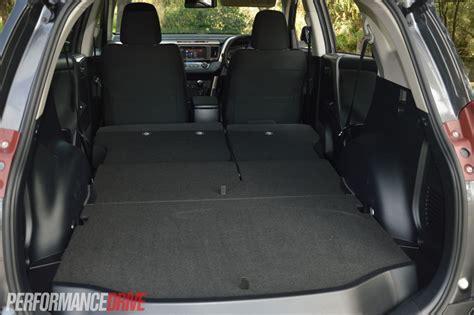 Toyota Rav4 Seating 2013 Toyota Rav4 Gxl Folded Seats