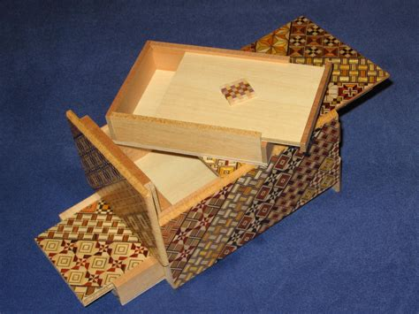 Plans To Build Japanese Puzzle Box Making Pdf Plans