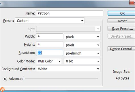 tutorial website maken photoshop tutorials adobe photoshop patroon maken websonic