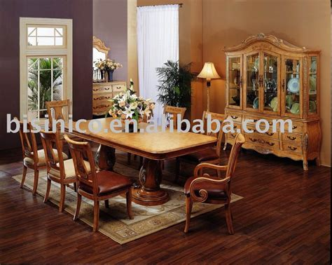 American Dining Room Furniture American Dining Room Sets Dining Table Arm Chair Dining Chair Wine Cabinet Console Table Mirror