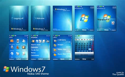 download themes for windows 7 phone windows 7 nokia s40 theme by thequatro on deviantart