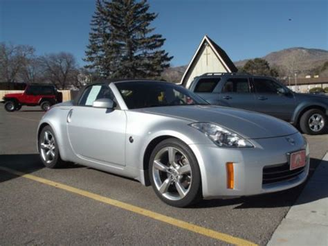 find used 2006 nissan 350z grand touring convertible 2 door 3 5l in los alamos new mexico