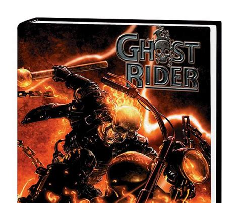 Zoom Ghost Rider Premiere by Ghost Rider Road To Damnation Premiere Hardcover
