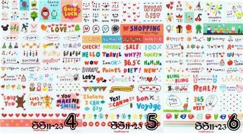 Drawing Market Sticker i notebooks you re favourite place for stationery fixes
