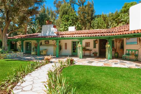 large spanish style ranch home stock image image 24083641 hacienda ranch style homes www pixshark com images