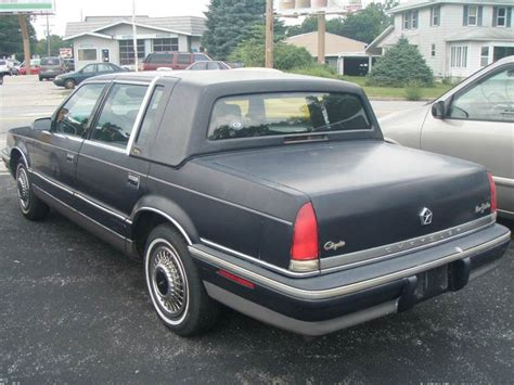1992 Chrysler New Yorker by 1992 Chrysler New Yorker Fifth Avenue 4dr Sedan In