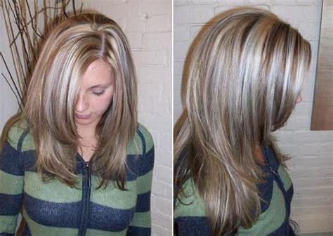platinum blonde highlights and lowlights grey hair highlights and lowlights platinum highlights