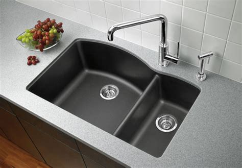 Blanco Black Granite Sink by Styleture 187 Notable Designs Functional Living Spacesbold