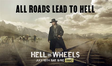 What Is The Current Season Of Hell S Kitchen by Hell On Wheels Season 5 Cullen Bohannon Stands Front